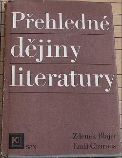 Přehledné dějiny literatury