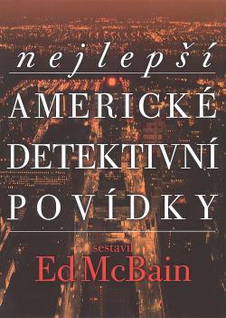 Nejlepší americké detektivní povídky (1) obálka knihy