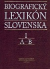 Biografický lexikón Slovenska I