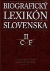 Biografický lexikón Slovenska II