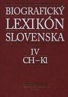 Biografický lexikón Slovenska IV