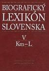 Biografický lexikón Slovenska V
