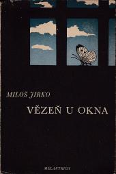 Vězeň u okna obálka knihy