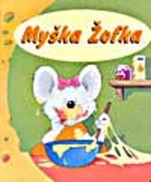 Myška Žofka obálka knihy