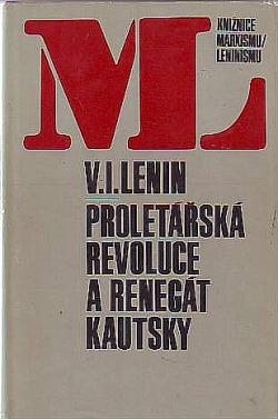 Proletářská revoluce a renegát Kautský