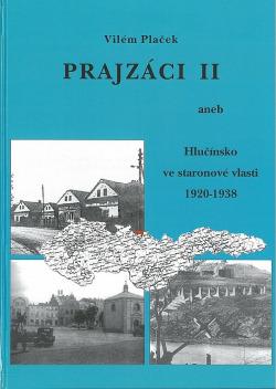 Prajzáci II aneb Hlučínsko ve staronové vlasti 1920-1938 obálka knihy