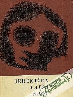 Jeremiáda obálka knihy