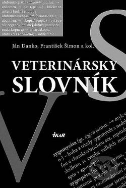 Veterinársky slovník obálka knihy