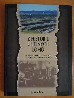 Z historie uhelných lomů na Sokolovsku obálka knihy