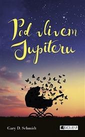 Pod vlivem Jupiteru obálka knihy