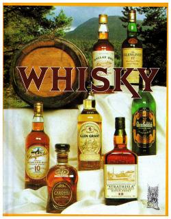 Whisky obálka knihy