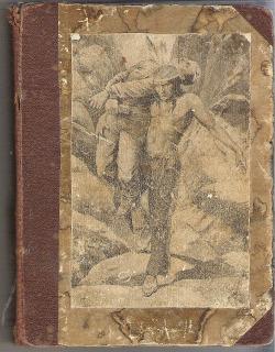 Postrach divokého kaňonu obálka knihy