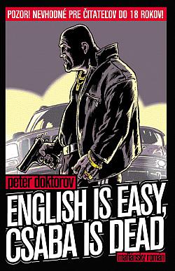 English is easy, Csaba is dead obálka knihy
