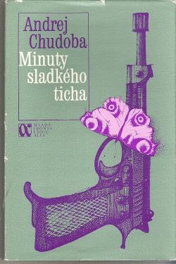 Minuty sladkého ticha obálka knihy