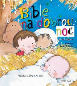 Bible na dobrou noc obálka knihy