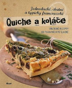 Quiche a koláče obálka knihy