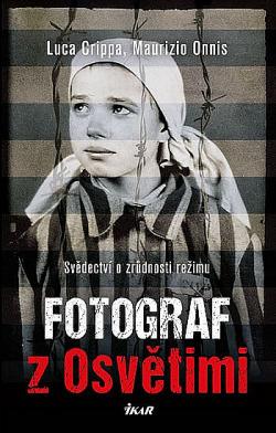Fotograf z Osvětimi obálka knihy
