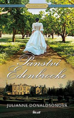 Panství Edenbrooke obálka knihy