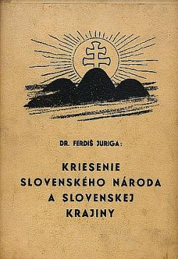 Blahozvesť kriesenia slovenského národa a slovenskej krajiny