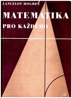 Matematika pro každého obálka knihy