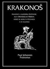 Krakonoš - Prapodivné a nadmíru žertovné, ale i strašidelné příběhy, které se udály v Čechách a ve Slezsku obálka knihy