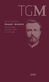 Masaryk – demokrat obálka knihy