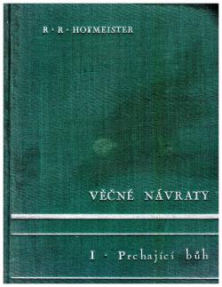 Věčné návraty obálka knihy