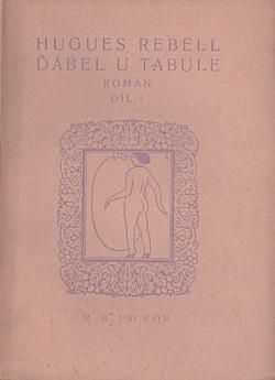 Ďábel u tabule. Díl 1 obálka knihy