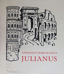 Konec císaře Juliana obálka knihy