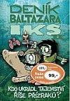 Deník Baltazara Iks 2. Kdo ukradl tajemství říše přízraků