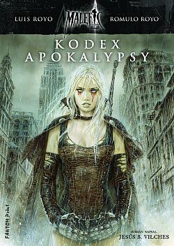 Kodex Apokalypsy obálka knihy