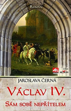 Václav IV.    Sám sobě nepřítelem obálka knihy