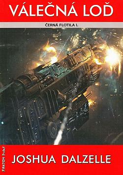 Válečná loď obálka knihy