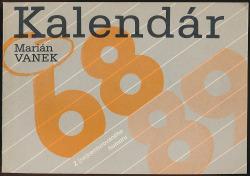 Kalendár 68 obálka knihy