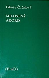 Milostný akord obálka knihy