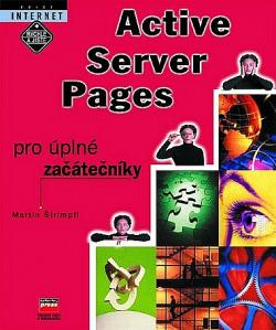 Active Server Pages pro úplné začátečníky obálka knihy