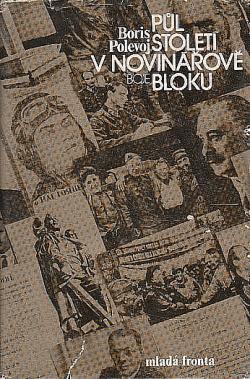 Půl století v novinářově bloku obálka knihy