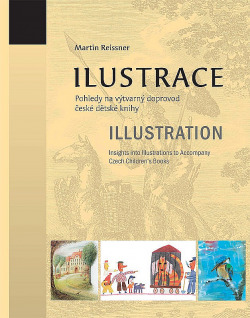 Ilustrace / Illustration obálka knihy