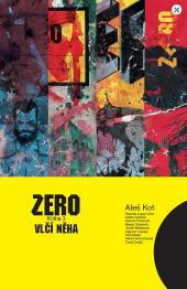 Zero: Vlčí něha obálka knihy