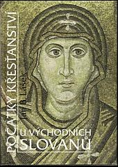 Počátky křesťanství u východních Slovanů obálka knihy