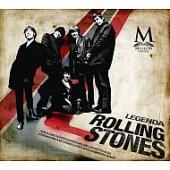 Legenda Rolling Stones obálka knihy