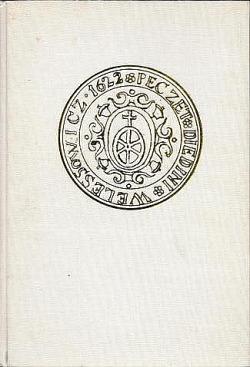 Velešovice obálka knihy