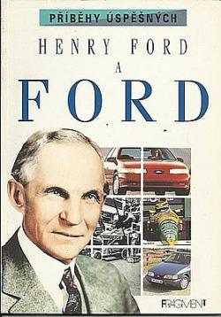 Henry Ford a Ford obálka knihy