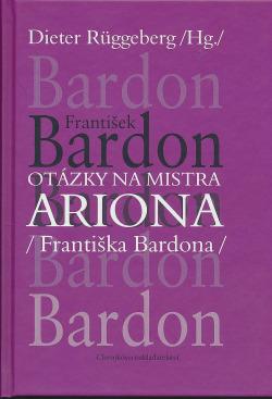 Otázky na Mistra Ariona obálka knihy