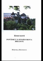 Rozcestí: povídky z Jindřichova Hradce obálka knihy