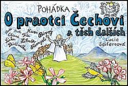 Pohádka o praotci Čechovi a těch dalších obálka knihy
