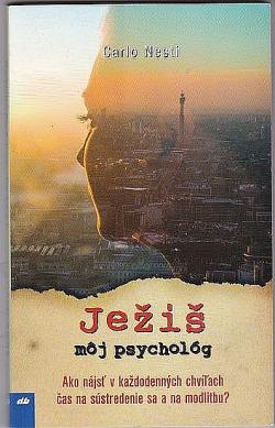 Ježiš - môj psychológ obálka knihy