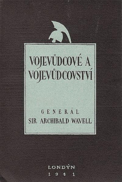 Vojevůdcové a vojevůdcovství obálka knihy