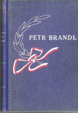 Petr Brandl díl druhý obálka knihy