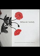 Dělnické balady obálka knihy